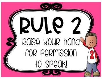 Whole Brain Learning Class Rules