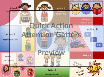 Whole Brain Quick Action Response Procedures Bundle