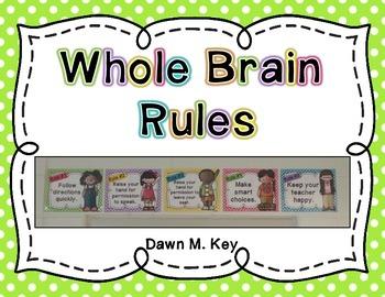 Whole Brain Rules