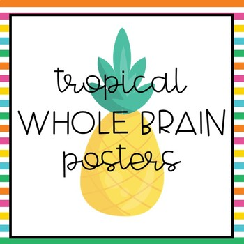 Tropical Whole Brain Rules