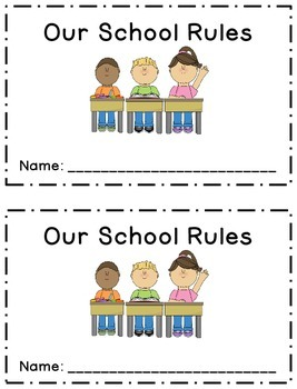 Whole Brain Rules Booklet {FREEBIE}