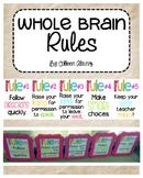 Whole Brain Rules (Color Splash)