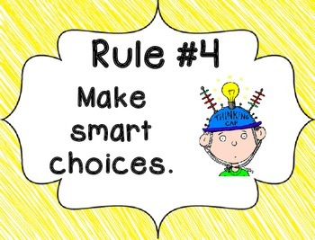 Whole Brain Rules - Colorful Scribbles