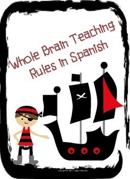 Whole Brain Rules Spanish