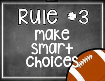 Whole Brain Rules (Sports Edition) EDITABLE