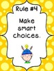 Whole Brain Rules - Vertical Big and Small Dots