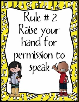 Whole Brain Rules for the Music Classroom