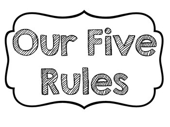 Whole Brain Teaching - 5 Rules