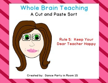 Whole Brain Teaching: A cut and paste sort for Rule 5