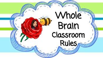 Whole Brain Teaching Anchor Charts