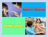 Whole Brain Teaching Behavior Poster