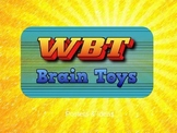 Whole Brain Teaching Brain Toys