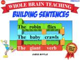 Whole Brain Teaching:  Building Sentences