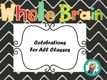 Whole Brain Teaching Celebrations
