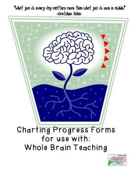 Whole Brain Teaching Charting Progress
