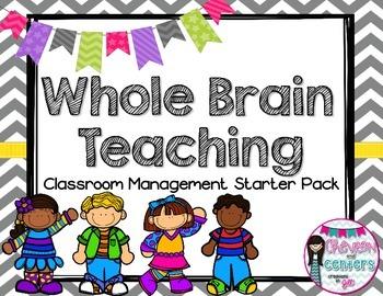 Whole Brain Teaching Classroom Management Starter Pack