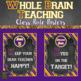 Whole Brain Teaching Classroom Rule Posters   LSU Themed Decor