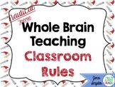 Whole Brain Teaching Classroom Rules Nautical Theme!