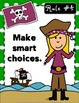 Whole Brain Teaching Classroom Rules: Pirate-Themed {FREE}