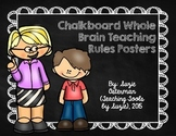 Whole Brain Teaching Classroom Rules Posters