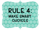 Whole Brain Teaching Classroom Rules Posters FREEBIE