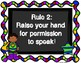 Whole Brain Teaching Classroom Rules - Superhero Theme