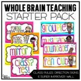 Whole Brain Teaching Classroom Starter Set