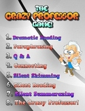 Whole Brain Teaching Crazy Professor Game Steps