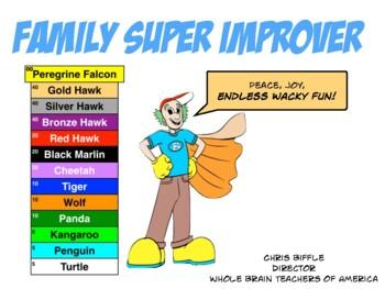 Super Improver Rainbeaux Reader: Short Story