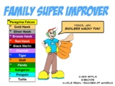 Super Improver Rainbeaux Reader: Short Story