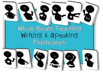 Whole Brain Teaching Flashcards FREEBIE