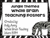 Jungle Themed Whole Brain Teaching Bundle