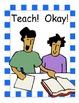 Whole Brain Teaching (WBT) Posters