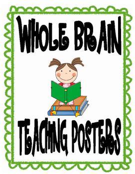 Whole Brain Teaching Posters (FREE)