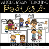 Whole Brain Teaching Callback Posters