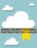 Whole Brain Teaching Posters: 5 Rules