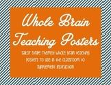 Whole Brain Teaching Posters - Sailor Stripe