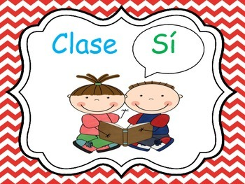 Whole Brain Teaching Posters (Spanish)