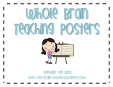 FREE Whole Brain Teaching Posters with Clip Art