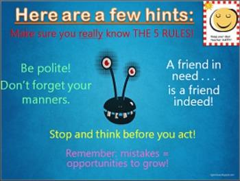 Whole Brain Teaching Rule 5 Game