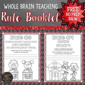 Whole Brain Teaching Rule Book