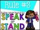 Whole Brain Teaching Rules
