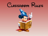 Whole Brain Teaching Rules Disney Sorcerer Mickey