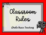 Whole Brain Teaching Rules - Hollywood Theme