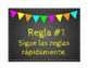 Whole Brain Teaching Rules-In Spanish