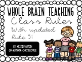 Whole Brain Teaching Rules (Includes the NEW Rule #5 2020!)