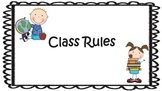 Whole Brain Teaching Rules-  Modified Version