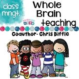 Whole Brain Teaching Rules Editable