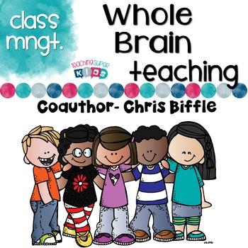 Whole Brain Teaching Rules, Posters, Scoreboard & Super Im