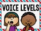 Whole Brain Teaching Rules and Voice Levels FREEBIE in Dr S Theme